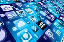 unique social media apps
